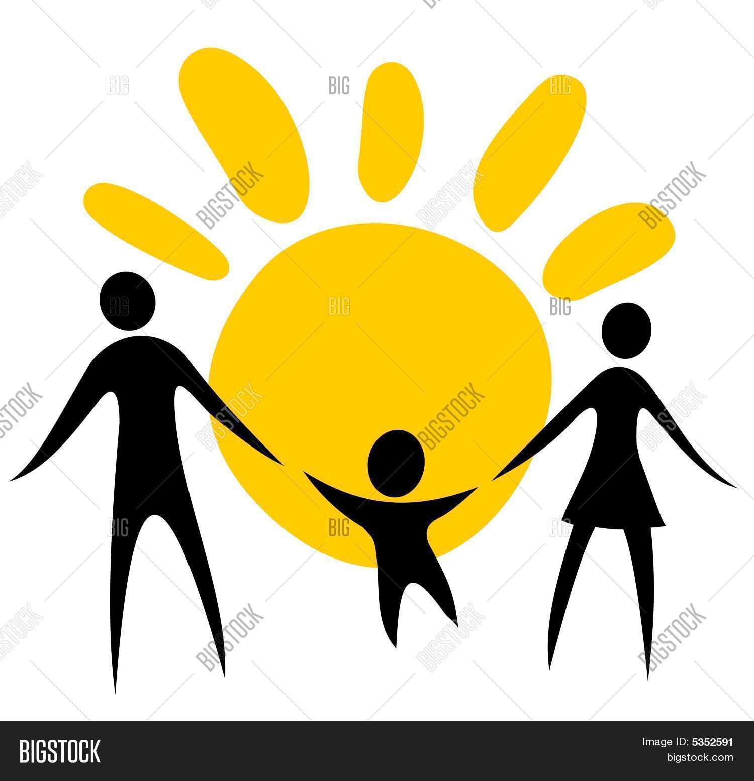 Family Symbol Image Photo Free Trial Bigstock
