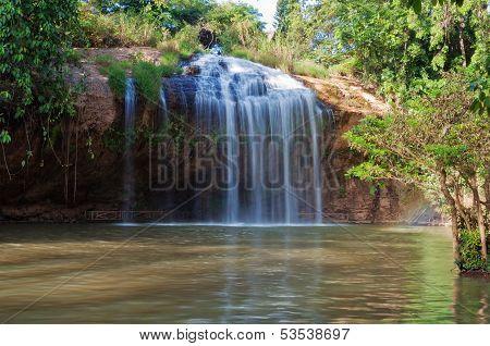 Prenn Waterfall. Da Lat. Vietnam