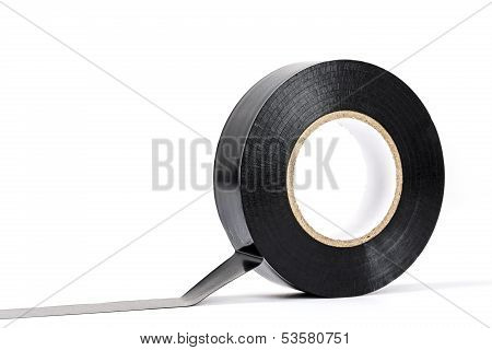 Black Insulating Tape