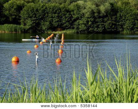 Kayak Race Timing