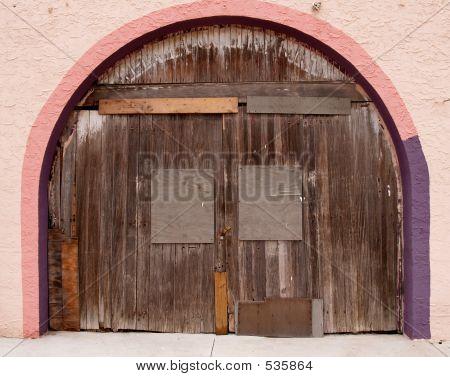 Round Top Door Copy