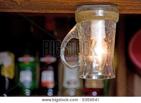 Lamp Like Beer Glass
