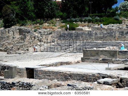Archaeological site of Faistos