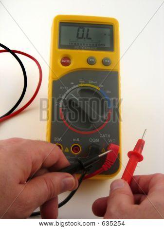 Electronic Multimeter