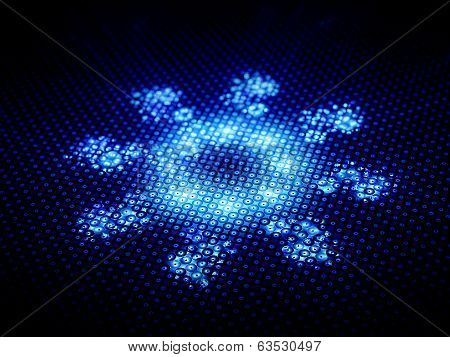 Blue Nanobot