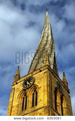 Twisted Spire Church
