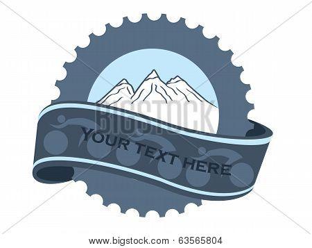 Mountain bike challenge design