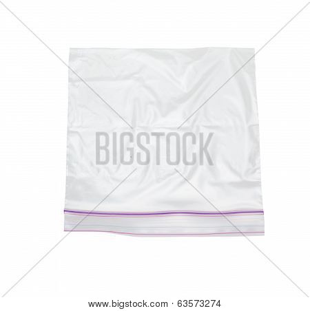 Plastic zipper lock Bag