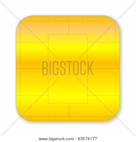Sim or credit card chip