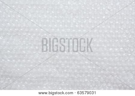 Plastic wrap texture bacground