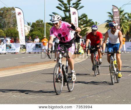 Tony Abbott Cycling