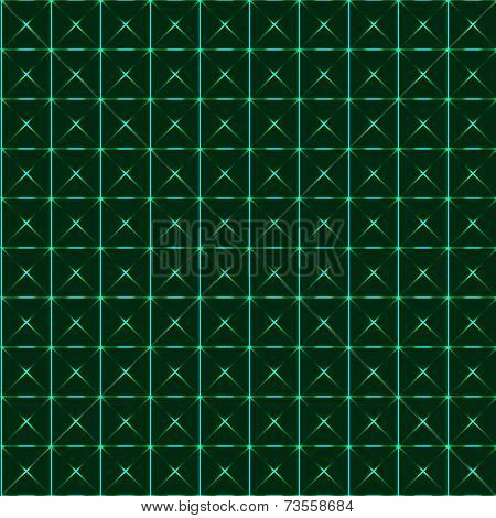 Smooth technology light lines vector background.