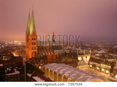 Luebeck Marienkirche