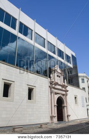 New Glass Church, In Old Havana (ii)