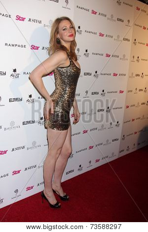 LOS ANGELES - OCT 9:  Maitland Ward at the Star Magazine Scene Stealers Event at Lure on October 9, 2014 in Los Angeles, CA