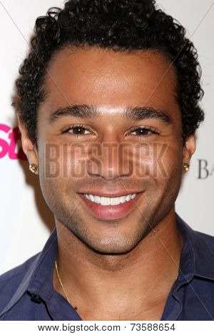 LOS ANGELES - OCT 9:  Corbin Bleu at the Star Magazine Scene Stealers Event at Lure on October 9, 2014 in Los Angeles, CA
