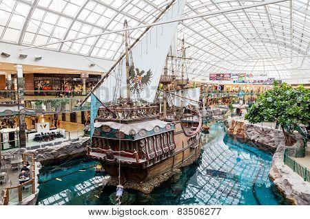 West Edmonton Mall In Alberta, Canada