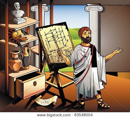 New invention of Archimedes