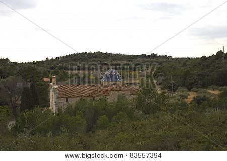 Ermita the Socos (Cálig - Valencian Community)