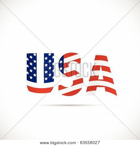 Usa Illustration
