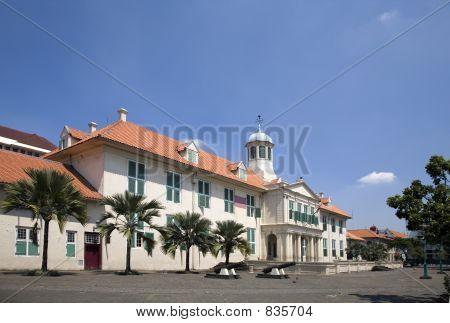 Dutch colonial building 1