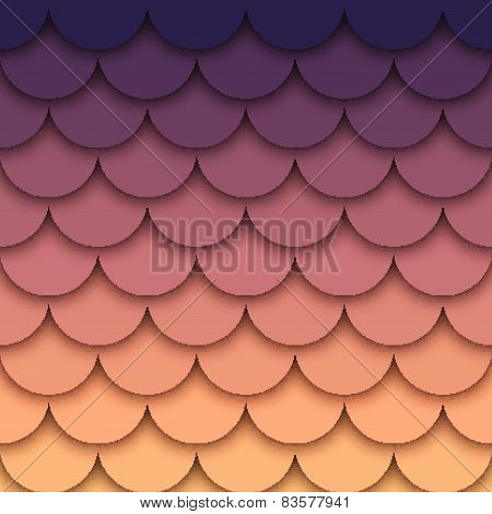 Colorful abstract background with color degrade effect