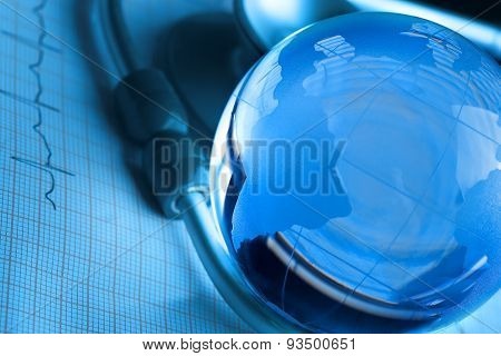 Global Healthcare Concept