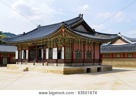 Gyeongbok Palace, South Korea