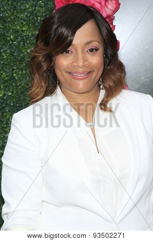 LOS ANGELES - JUN 13:  Simone Smith at the LadyLike Foundation 7th Annual Women Of Excellence Scholarship Luncheon at the Luxe Hotel on June 13, 2015 in Los Angeles, CA