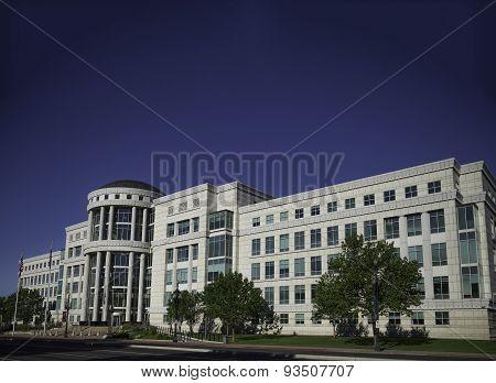 Scott E Matheson courthouse, Utah State Court,