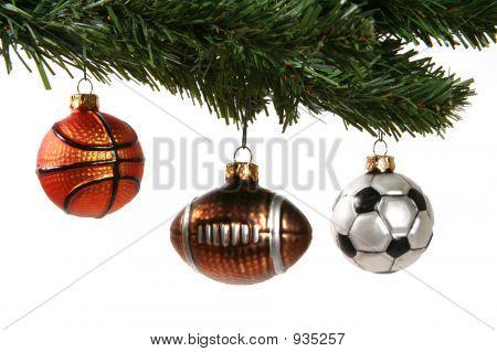Sports Ornaments