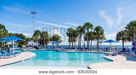 Beautiful Coastal Swimming Pool