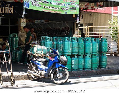 Gas Cylinder Shop