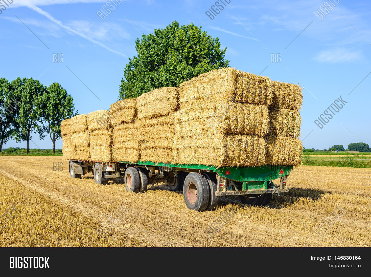 Agricultural Trailers Image Photo Free Trial Bigstock