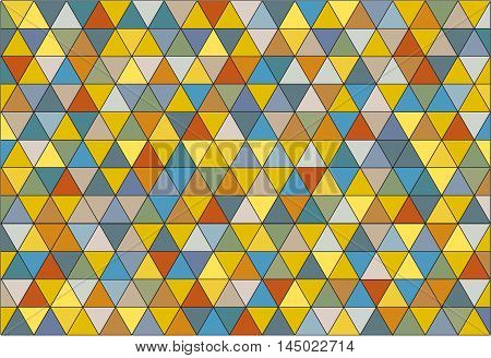Colorful geometric background. Colorful  background with geometric figures.