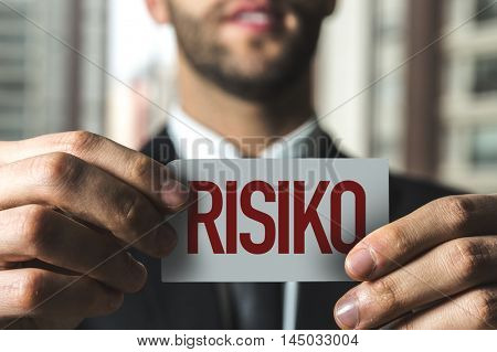 Risk (in German)