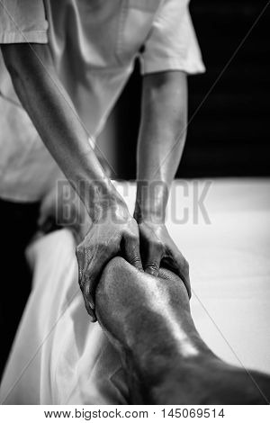 Sports Massage - Calf