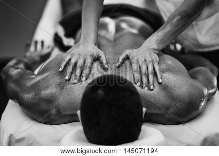 Sports Massage - Shoulders
