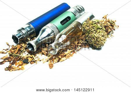 Marijuana Electronic-cigarette