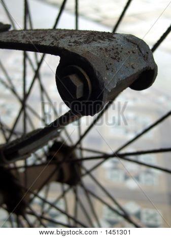 Rickshaw Suspension