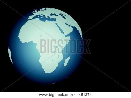 Africa ( Vector )