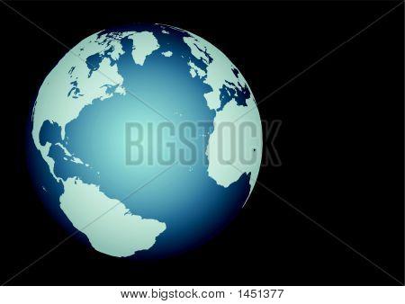 Atlantic Transatlantic ( Vector )