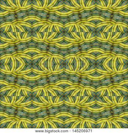 Interlace Modern Tribe Seamless Pattern