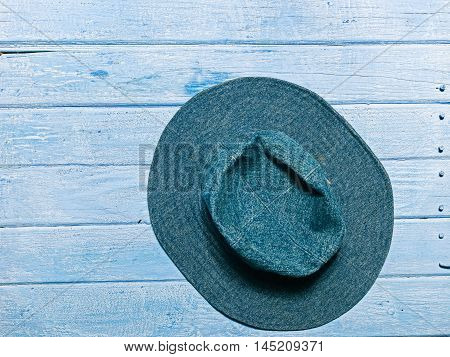 Hat On The Planks