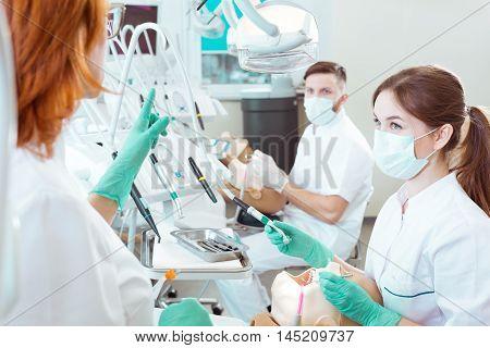 Professional Guidance Through Dental Procedures