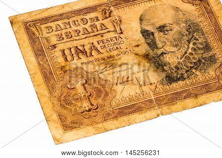 European Currancy Banknote