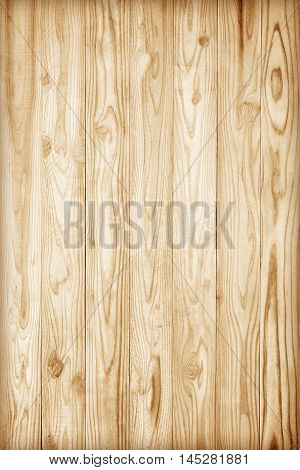 Wooden wall background or texture; Wood texture with natural wood pattern for design and decoration; Wood plank brown texture background