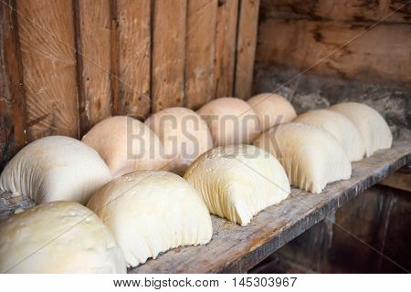 Production Of Homemade Goat Cheese