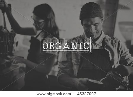 Organic Growth Health Eatable Agriculture Fresh Concept