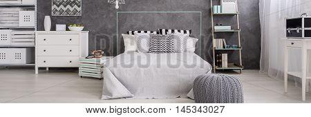 Classical Elegance In Bedroom